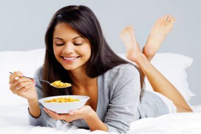 ¿Sabías que ingerir 30 gramos de fibra al día ayuda a adelgazar?