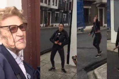 Unos gitanos okupan la casa de una anciana de 94 años y la dejan en la calle en Portugalete