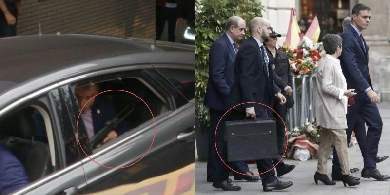 Sánchez viaja armado hasta los dientes a Cataluña mientras Marlaska vende 'absoluta normalidad'