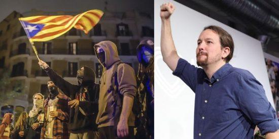 Iglesias debería estar inhabilitado para hablar de disturbios: recuerden cuando él mismo decía que le emocionaba ver a manifestantes agrediendo a policías