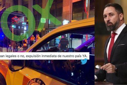 Una reyerta entre bandas latinas acaba con la paciencia de VOX: