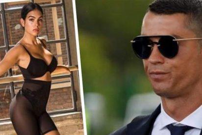 Cristiano Ronaldo muy cabreado se plantea 'prohibir' a Georgina que suba posados sexys a Instagram