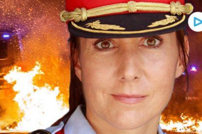 Cristina Manresa, nº 2 de los Mossos, se fue de 'viaje profesional' a China tras los primeros disturbios y aún no ha vuelto