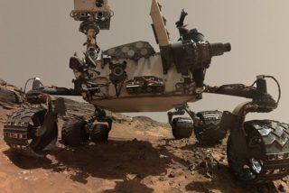 Curiosity descubre evidencias de lagos salados en Marte
