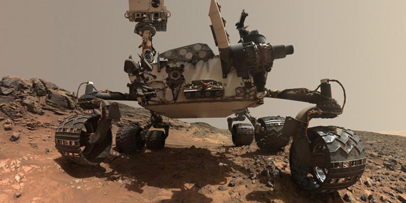 China lanza su sonda espacial a Marte con total éxito
