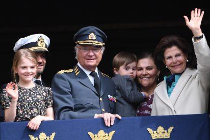 ¿Por qué el rey Carlos Gustavo de Suecia ha excluido a cinco de sus nietos de la Casa Real?