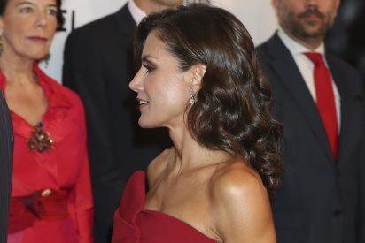 La Reina Letizia se machaca en el gimnasio y se nota: fibra, músculo y belleza