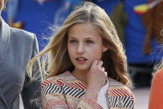 La princesa Leonor y su debut institucional más 'fashion' seducen al Principado de Asturias
