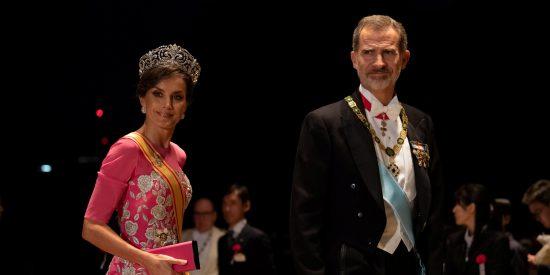¡Ojo a la mano de Felipe VI!: El gesto del Rey que todos hemos hecho alguna vez con nuestra pareja