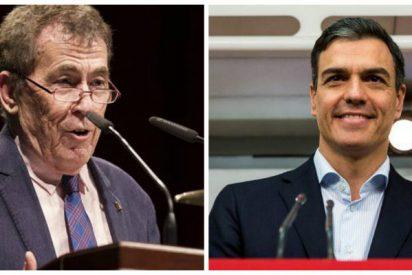 """Dragó invita al """"sepulturero"""" Sánchez a abrir ahora las fosas de Paracuellos a la par que lo tacha de zote redomado"""