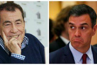 """Sánchez Dragó 'exhuma' las verdaderas intenciones de Sánchez con Franco: """"Hay que ser miserable para buscar votos en la fe"""""""