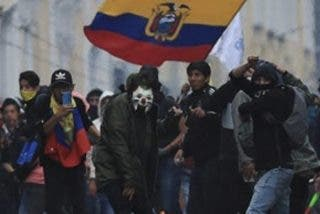Decretado el estado de excepción en Ecuador en medio de las protestas contra medidas económicas