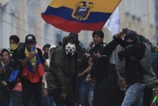 Asuntos Exteriores recomienda no viajar a Ecuador
