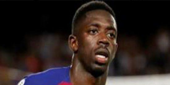 """Dembélé se perderá el Clásico tras ser sancionado con dos partidos por llamar """"malo"""" a Mateu Lahoz"""