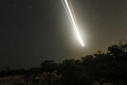 """Demuestran que la bola de fuego que sobrevoló Japón en 2017 era un fragmento de un asteroide """"potencialmente peligroso"""""""