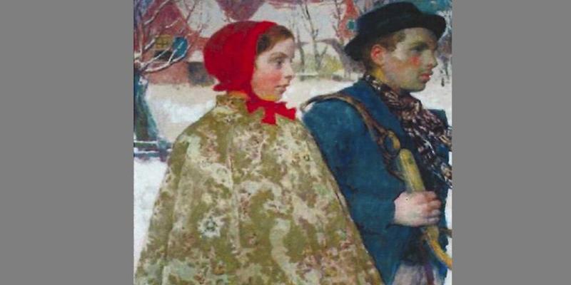 Descubren en un museo de EE.UU. esta pintura robada por los nazis durante la Segunda Guerra Mundial