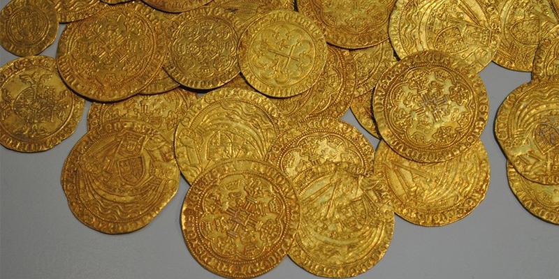 Descubren un vapor naufragado en el siglo XIX que podría tener monedas de oro que ahora valen millones