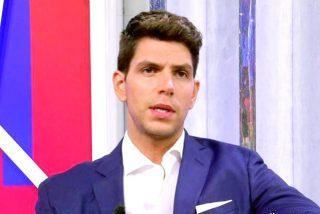 "Diego Matamoros explota contra su mujer Estela y Kiko Jiménez: ""Sois dos gilipo...s"""