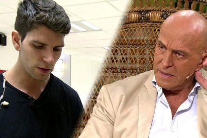 """Kiko Matamoros molesto con su hijo Diego al ver como asume el comportamiento de su mujer Estela en 'GH VIP': """"Defiende lo indefendible"""""""