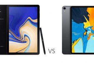 Diferencias tablet ipad