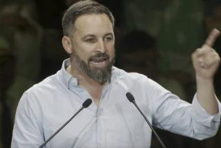 Los manipuladores y parciales Ferreras, Ana Pastor y Jordi Évole abucheados en el acto de Vox en Vistalegre