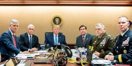 La dura amenaza militar del Secretario de Defensa de EEUU al chavismo