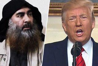 """Donald Trump: """"Era Abu Bakr al Bagdadi y murió como un perro, lloriqueando como un cobarde"""""""
