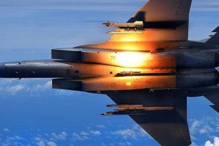 EE.UU. 'saca músculo' mostrando su poderío ante combatientes apoyados por Turquía que se acercaron demasiado a su base