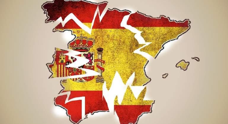 ¡¡España ha desaparecido de la televisión!!