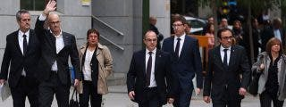 El Barça se vuelve a meter en política y condena la sentencia a los líderes del 'procés' en Cataluña