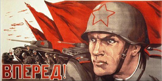 El Ejército Rojo y su 'Guerra Sagrada'