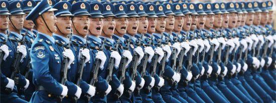 China: las terroríficas armas que Pekín exhibe en el histórico desfile militar del 1 de octubre