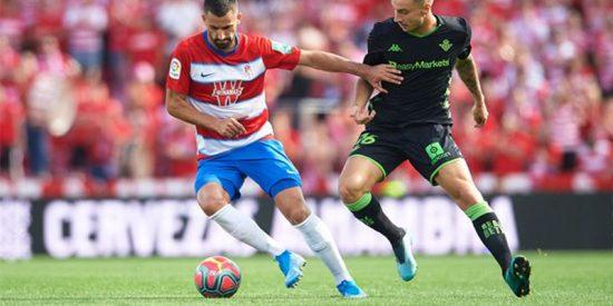 El Granada es líder de Primera División 46 años después