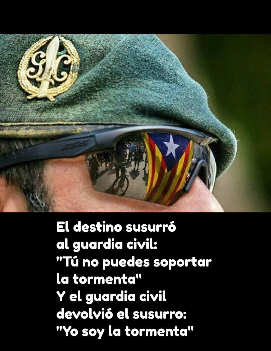 Los Guardias Civiles Democráticos, fueron derrotados, nunca se rindieron.