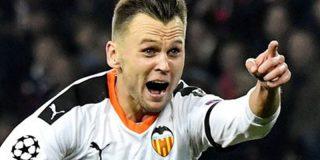 El Lille le arruina la fiesta al Valencia en el minuto 94 (1-1)