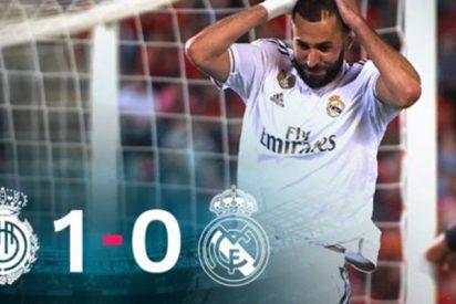 El Madrid pierde la cabeza en Mallorca