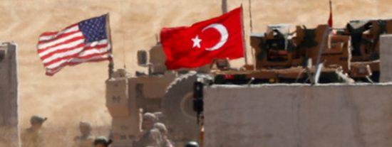 """El Pentágonoa afirma que : """"El operativo turco en el norte de Siria crea riesgos para la propia Ankara"""""""
