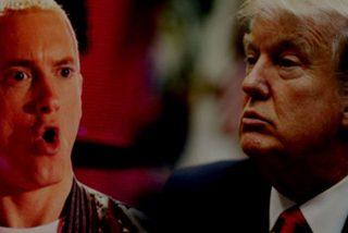 ¿Sabías que el Servicio Secreto interrogó a Eminem sobre su letra contra Donald Trump?