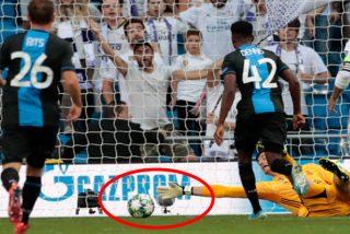 El VAR da finalmente por bueno el polémico gol contra el Real Madrid que había sido anulado por fuera de juego