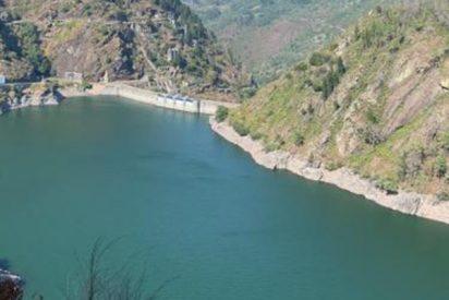 El agua de los embalses ha bajado hasta el 40,4% y se mantiene por debajo de la media de la última década