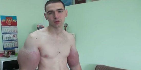 El 'Hulk ruso' debuta en las MMA y no aguanta ni un asalto frente a un rival 20 años mayor que él