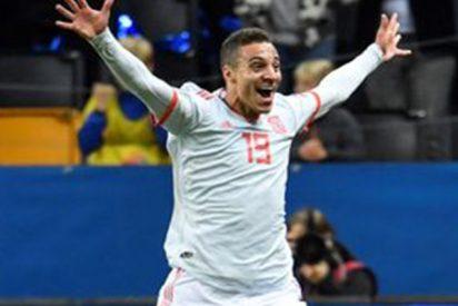 El gol de Rodrigo in extremis clasifica a España para la Eurocopa con un triste empate 1-1 con Suecia