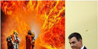 "Manuel del Rosal: ""El pirómano bombero"""