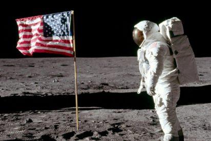 El procesamiento digital de esta icónica imagen de Buzz Aldrin cuando estuvo en la Luna revela algo que nadie esperaba…
