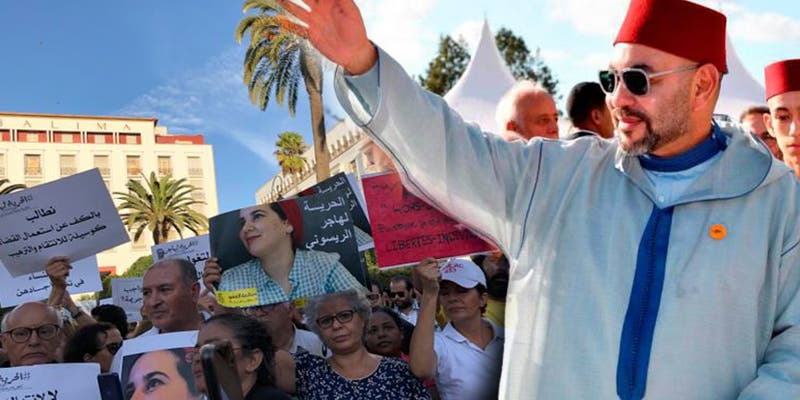 El rey de Marruecos perdona a una periodista condenada por aborto y relaciones extramatrimoniales