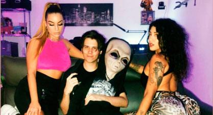 La bailarinas de ElRubius arrasan en Instagram a ritmo de twerking