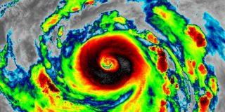 El supertifón Hagibis, la tormenta más potente en la Tierra, se dirige hacia Japón