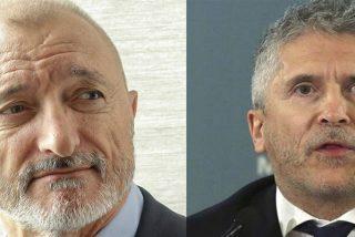 El tuit en el que Pérez-Reverte define al ministro Grande-Marlaska