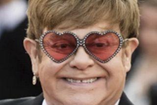 """Elton John confiesa que tuvo cáncer de próstata: """"Dios, no me dejes morir, déjame ver a mis hijos otra vez"""""""