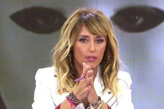 Emma García no puede más y estalla ante el desafortunado comentario de una colaboradora sobre violencia machista